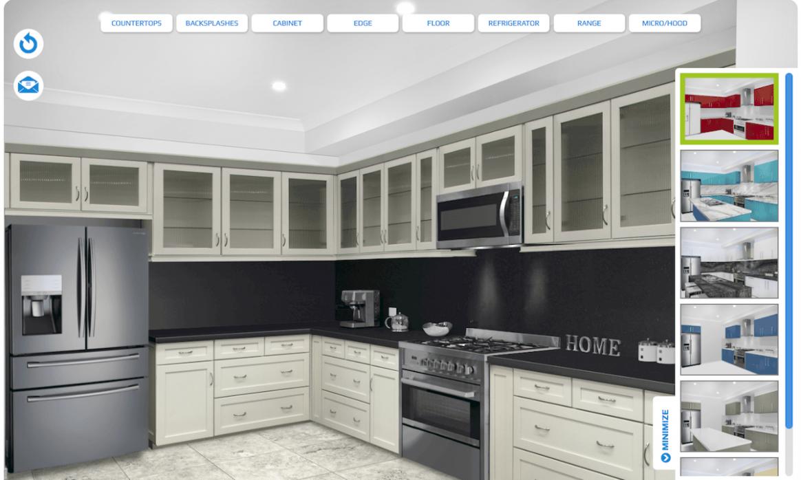 11 Best Online Kitchen Design Software Options in 11 (Free & Paid) - Kitchen Cabinet Building Software