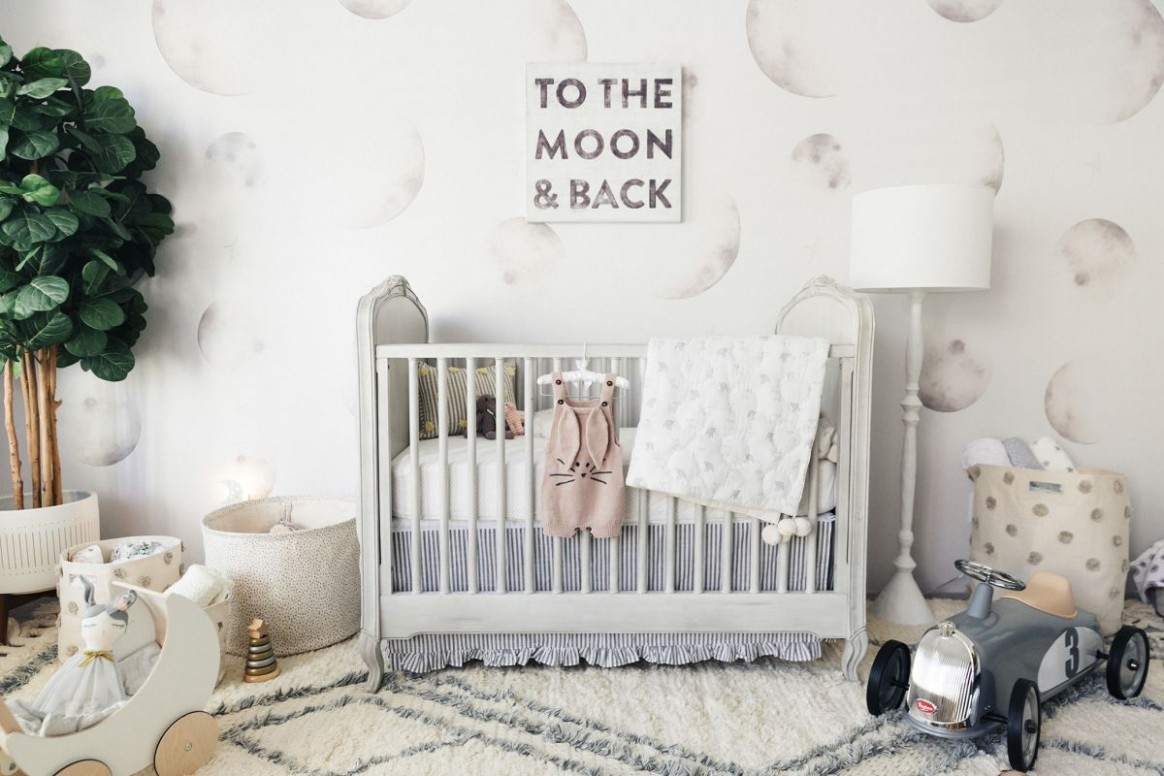 11 Best Patterns For Nursery Wallpaper - Create A Room Your Kids  - Baby Room Wallpaper