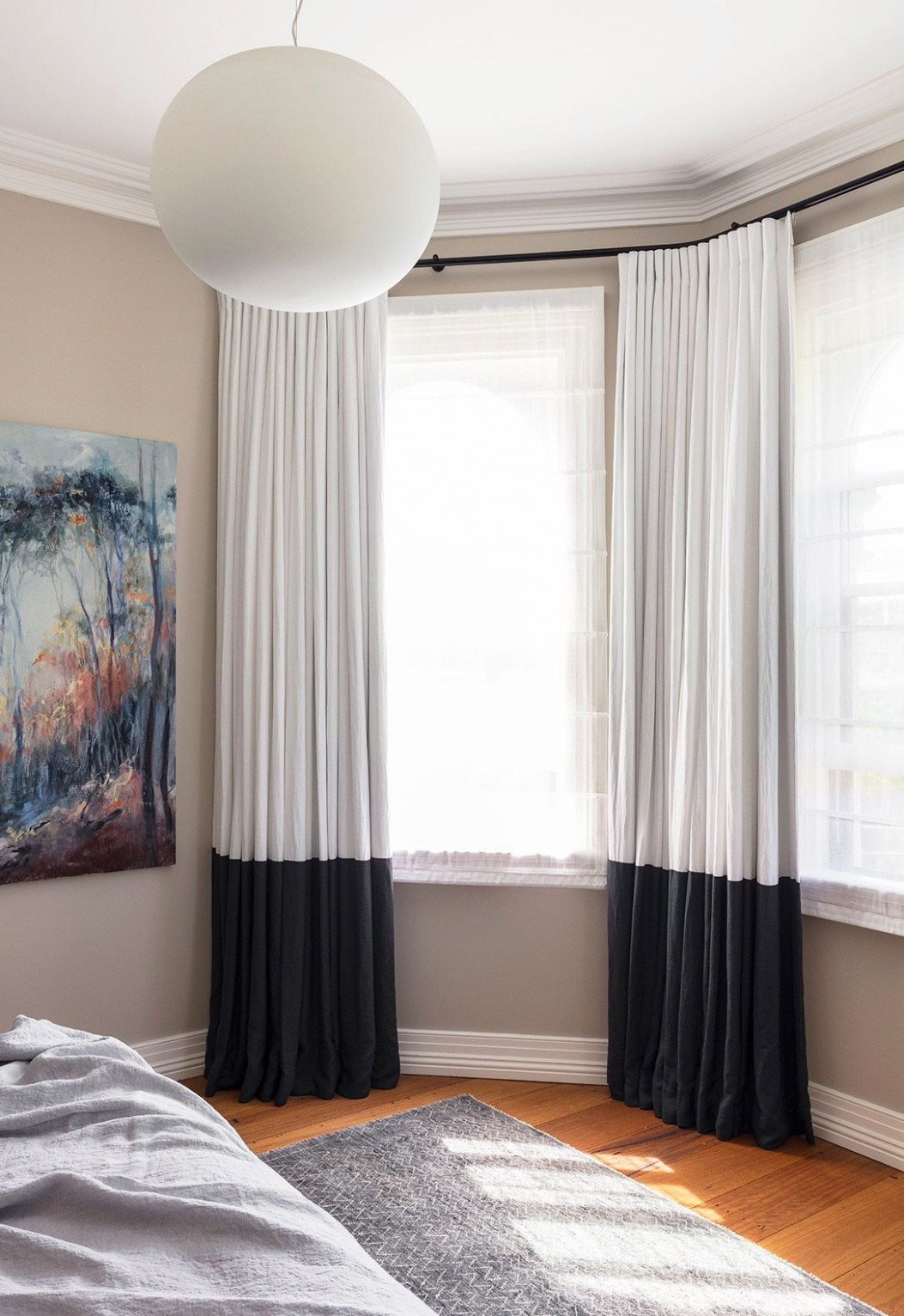 11 Best Window Treatment Ideas - Window Coverings, Curtains, & Blinds - Window Valance Ideas For Bedroom