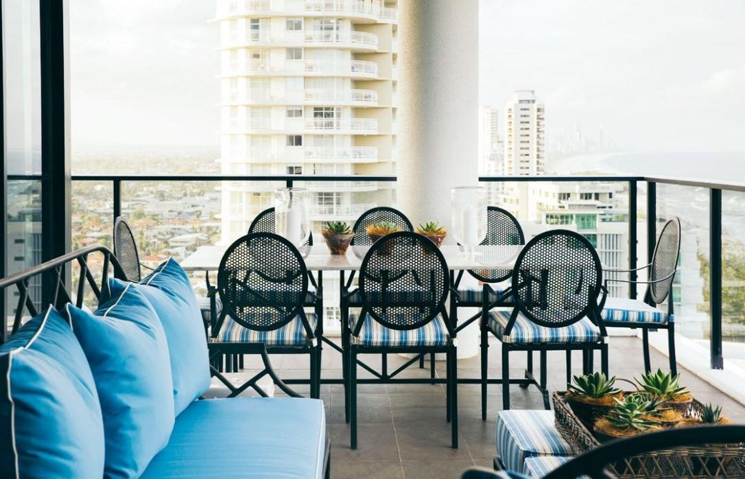 11 Brilliant Balcony Decorating Ideas - Balcony Design Tips - Apartment Balcony Decorating Ideas You