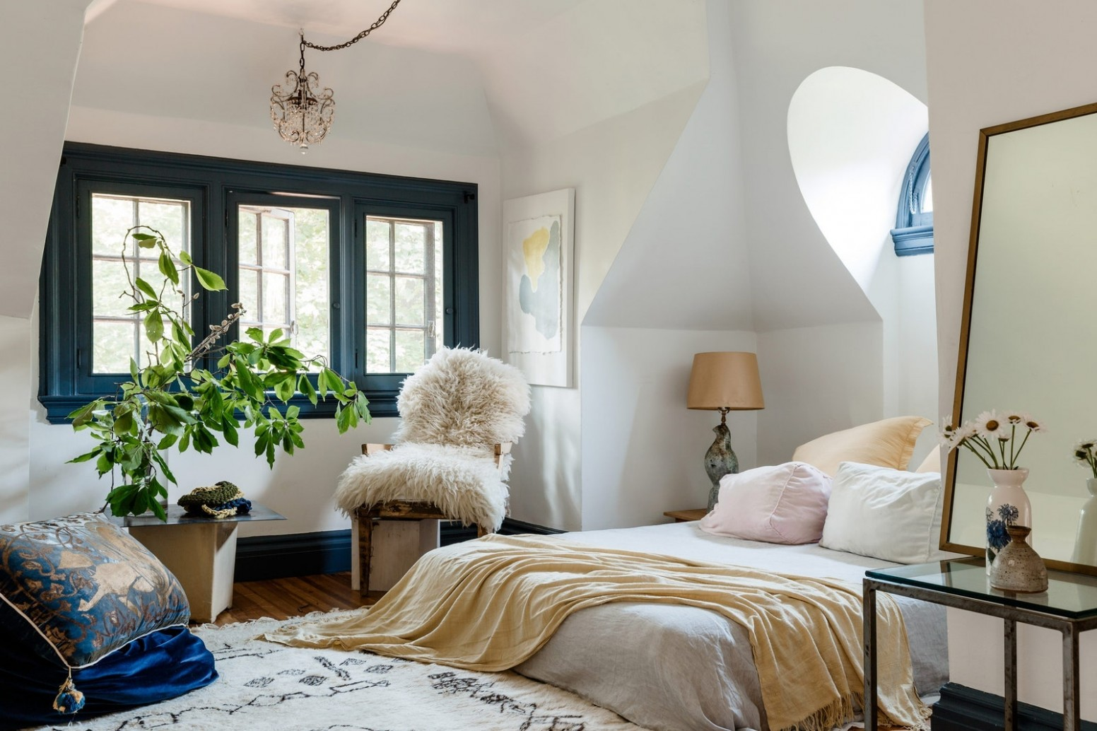 11 Cozy Bedroom Ideas  Architectural Digest - Bedroom Ideas No Windows