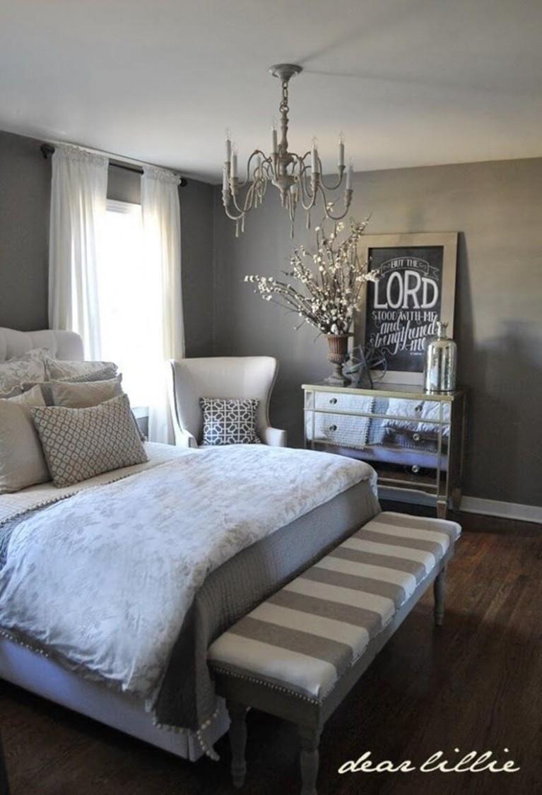 11 Cozy Grey Bedroom Ideas that You Will Adore  Master bedrooms  - Bedroom Ideas In Grey