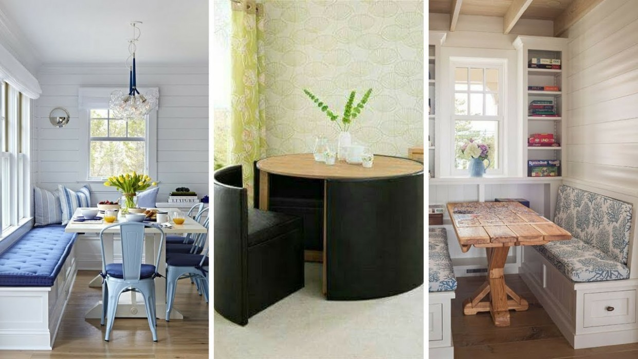 💝 11 Creative Small Dining Room Table Ideas for Limited Space 💝 - Dining Room Table Ideas For Small Spaces