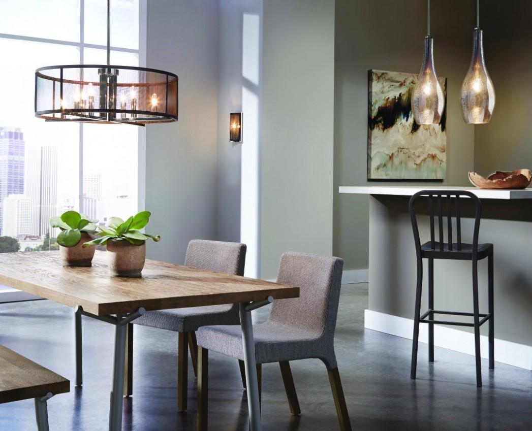 11 Fine Dining Lighting Ideas to Refine Your Dining Design  Lumens - Dining Room Lighting Ideas Uk