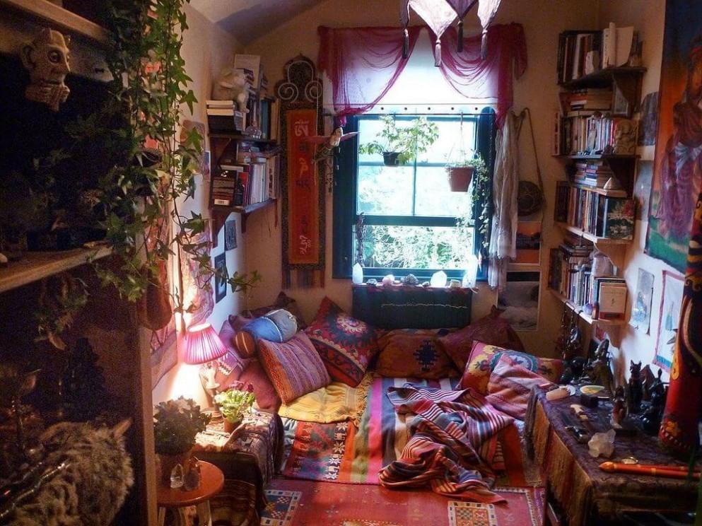 11 Hippie Bedroom Ideas 11 (Making You Free) - Bedroom Ideas Hippie