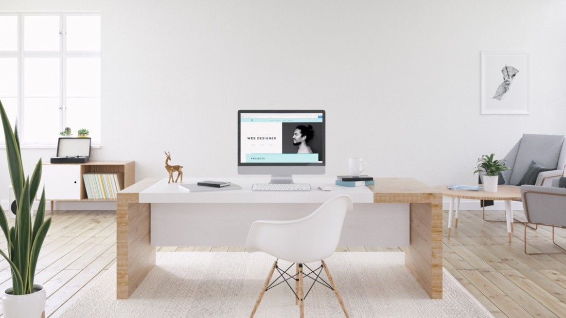 11 Minimalist Home Offices That Sport Simple But Stylish Workspaces - Home Office Ideas Minimalist