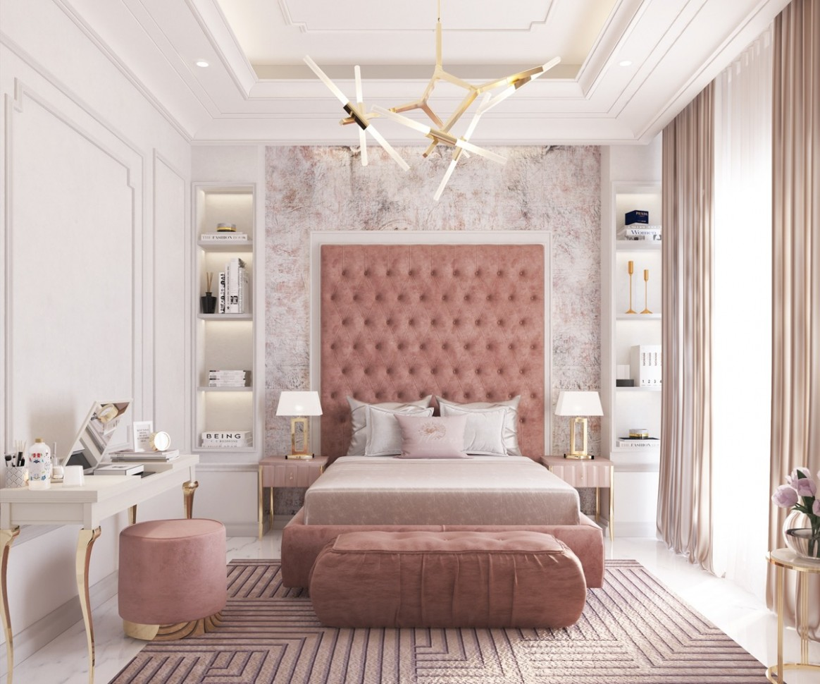 11 Pink Bedrooms With Images, Tips And Accessories To Help You  - Bedroom Ideas Pink