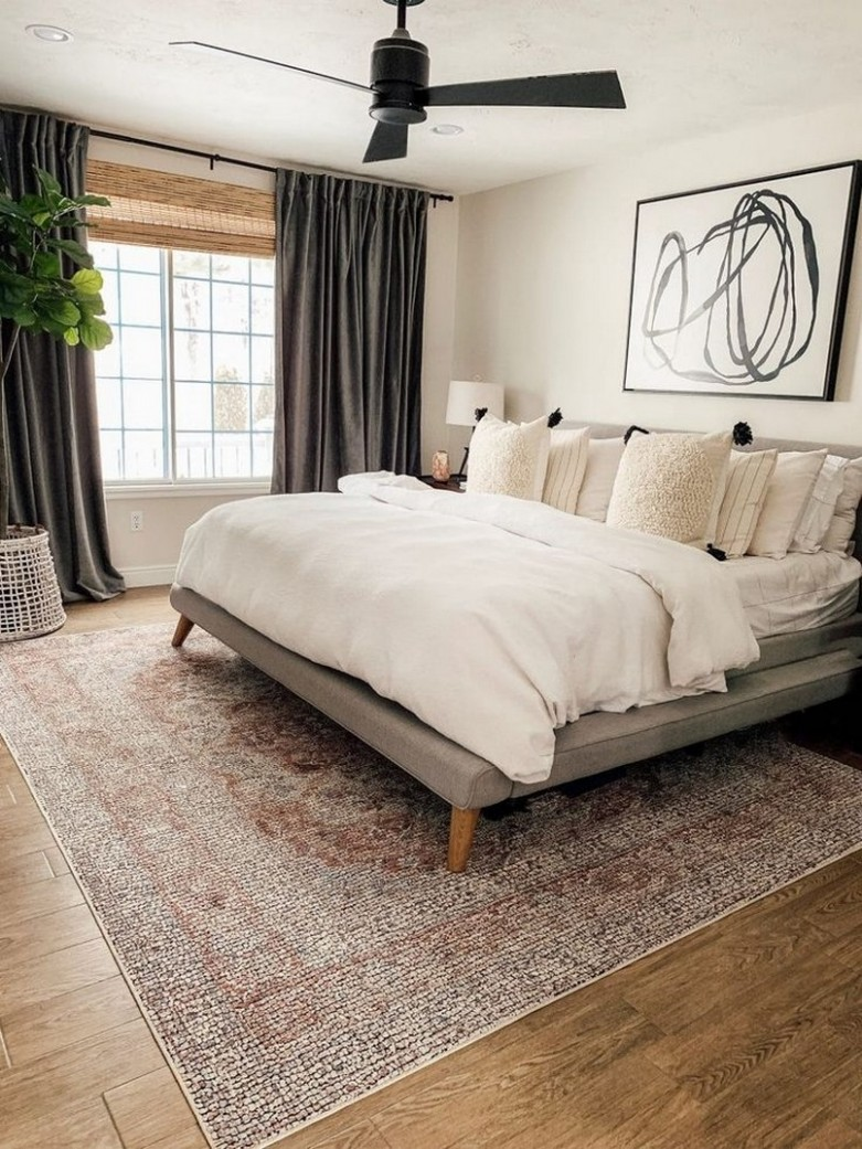 11 Romantic Master Bedroom Ideas on a Budget You Must See  homezideas - Bedroom Ideas On A Budget