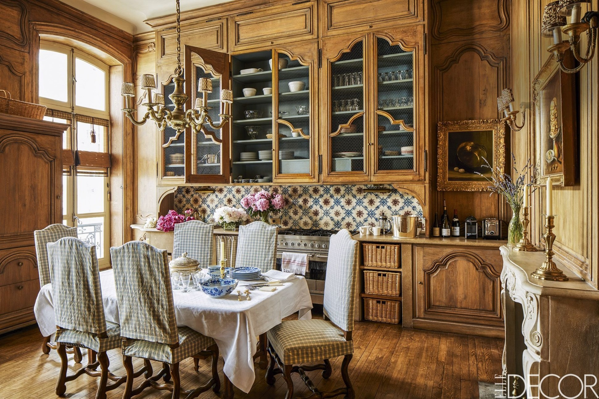 11 Rustic Dining Room Ideas - Farmhouse Style Dining Room Designs - Dining Room Ideas Country