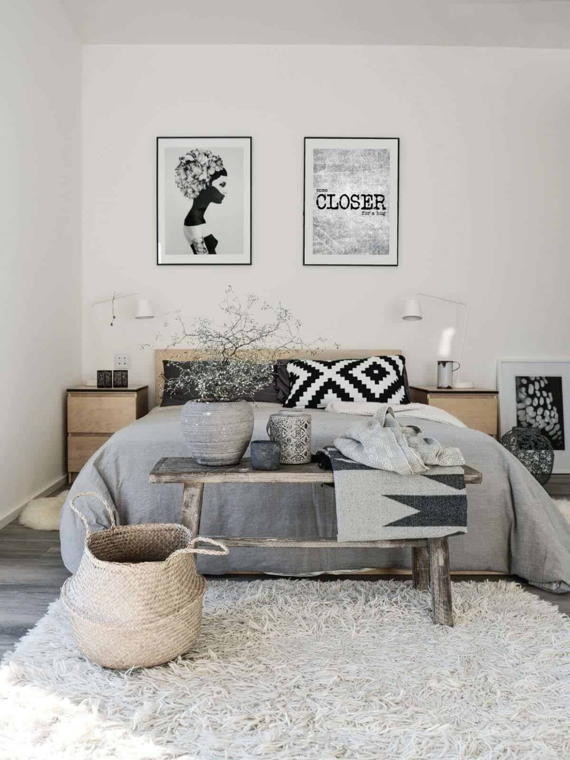 11 Scandinavian bedroom ideas that are modern and stylish - Bedroom Ideas Images