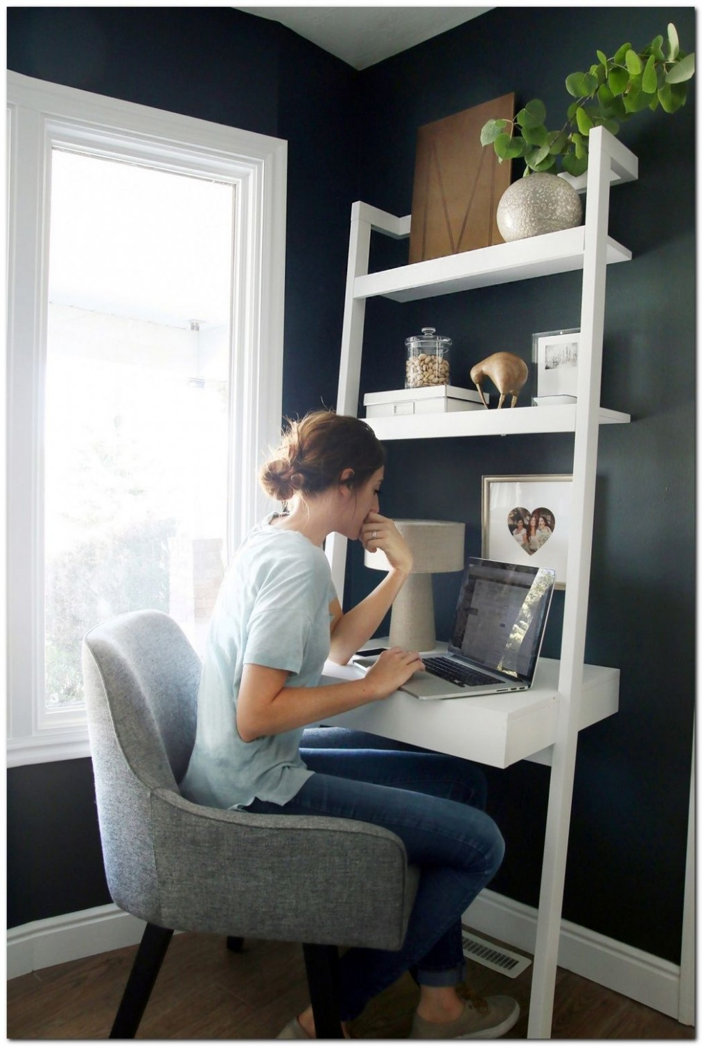 11 Smart ideas for Small Apartment - The Urban Interior  Small  - Home Office Ideas Small Room