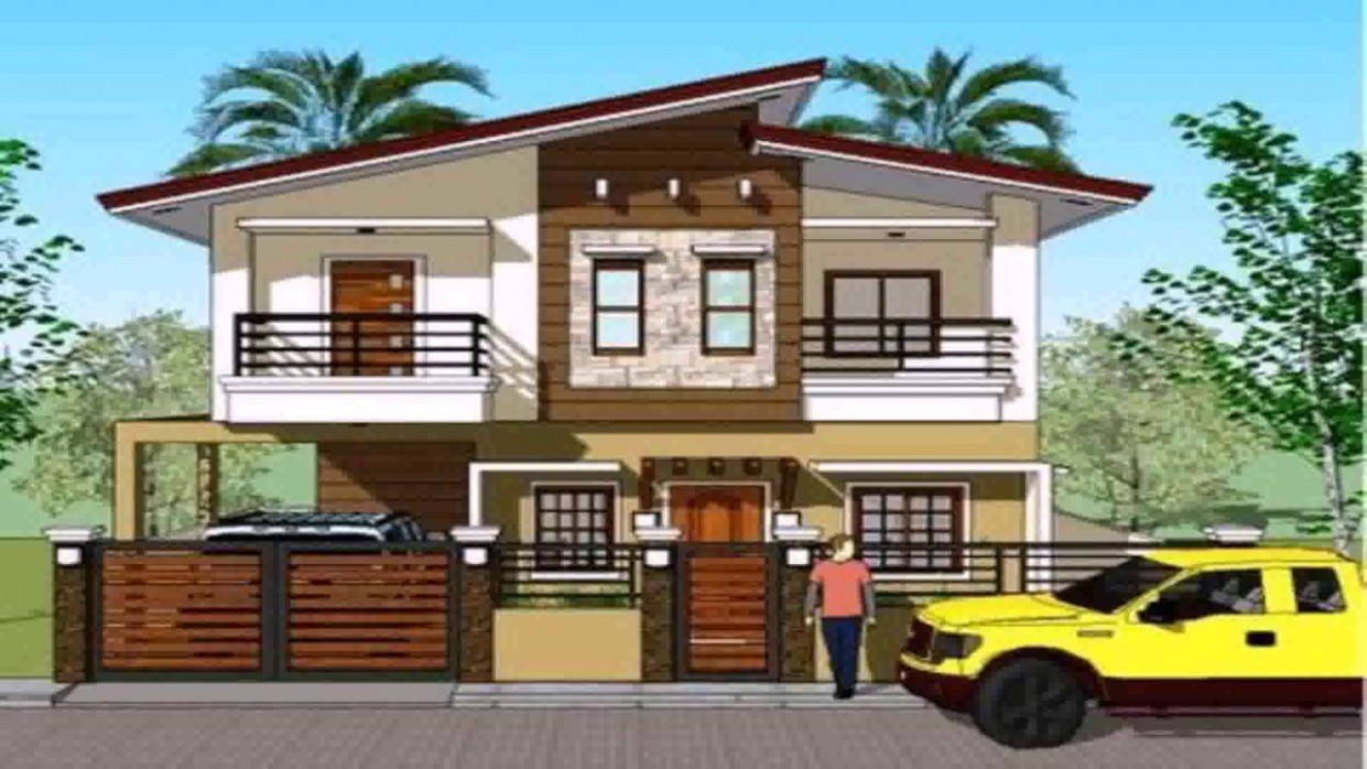 11 Sqm Modern House Design Philippines  Design For Home - Apartment Design For 120 Sqm Lot