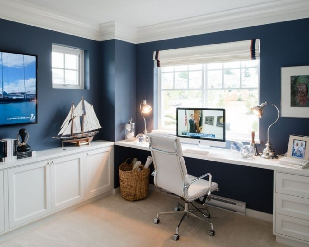 11 Stunning Nautical Home Decoration Ideas You Should Know  Home  - Nautical Home Office Ideas