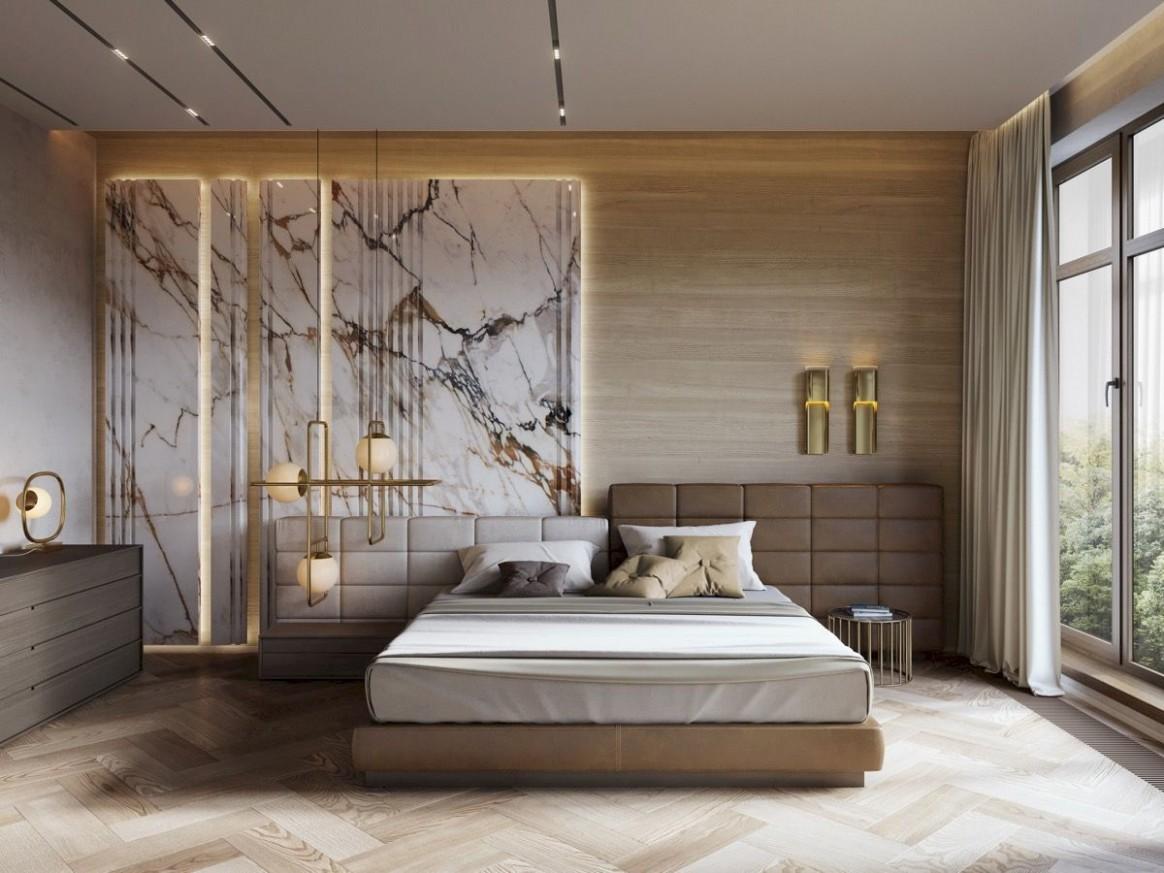 12 Amazing Master Bedroom Design Ideas Suitable to this Summer  - Bedroom Ideas Luxury