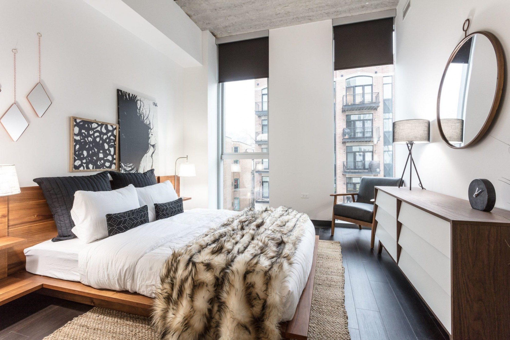 12 Apartment Bedroom Decorating Ideas - Luxury Living - Bedroom Ideas Apartment