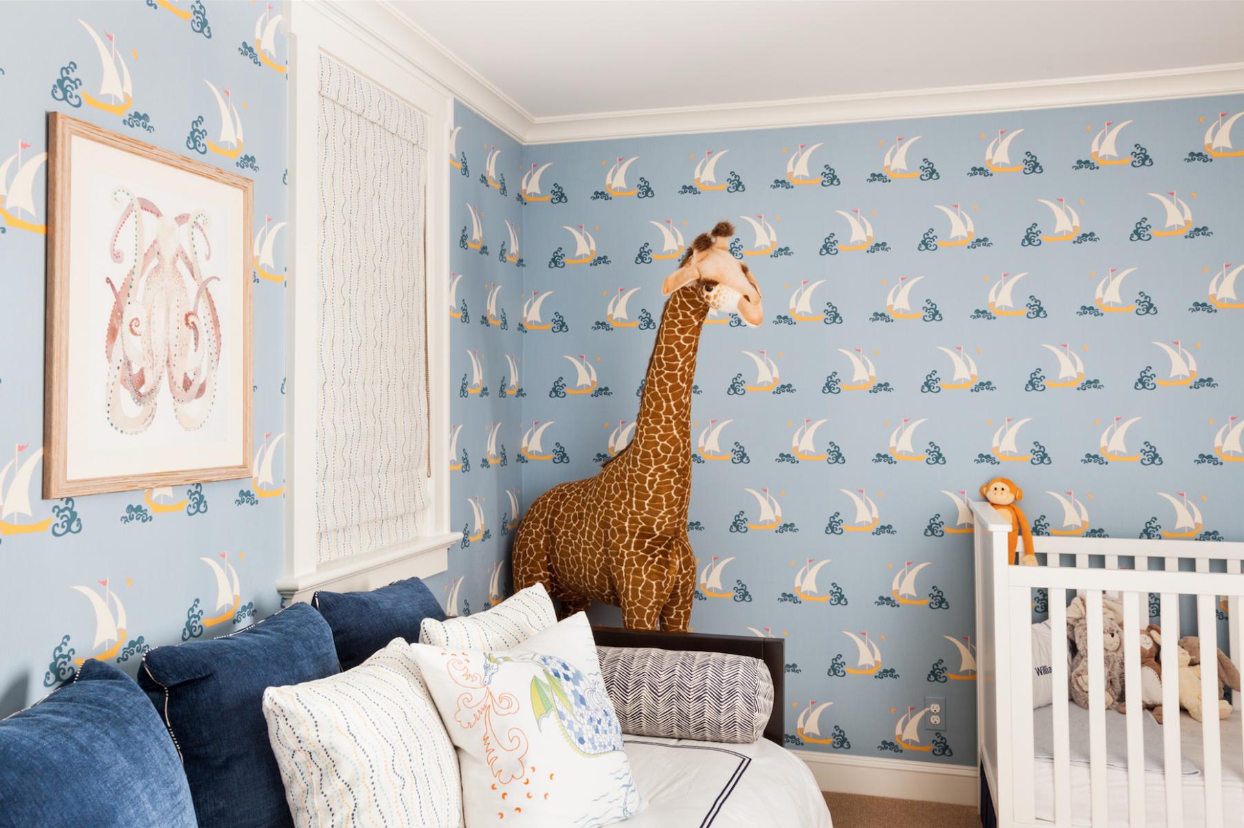 12 Baby Boy Room Ideas - Cute Boy Nursery Decorating Ideas - Baby Room For Boy