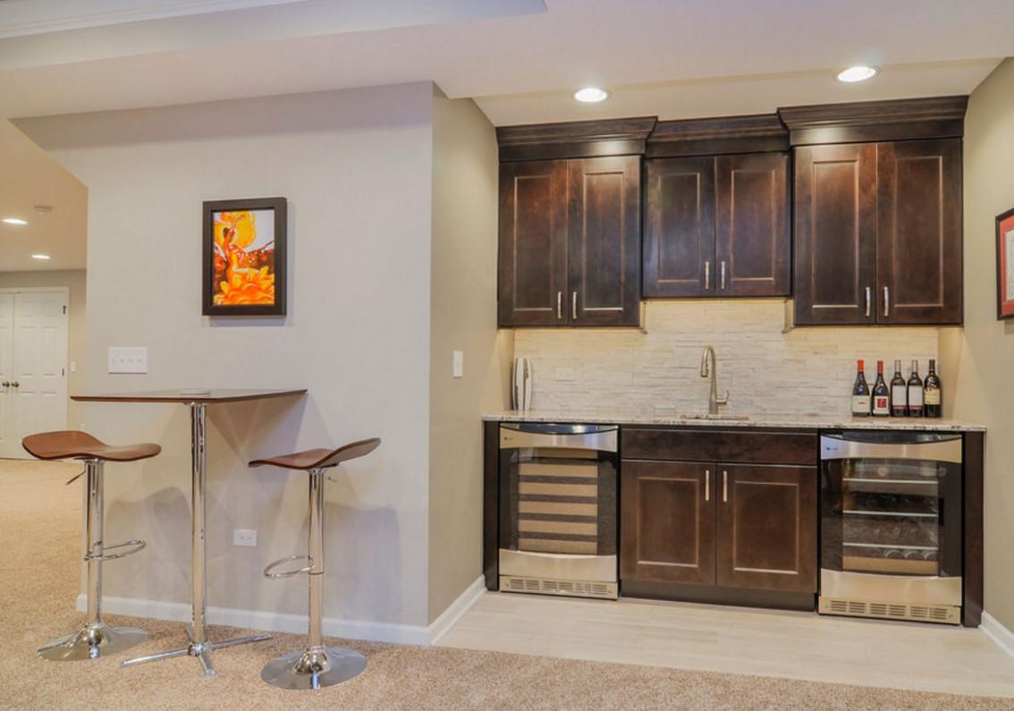12 Basement Kitchenette Ideas to Help You Entertain in Style  - Bedroom Kitchenette Ideas