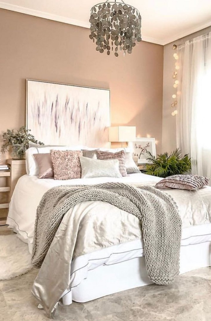 12+ Beautiful and Modern Bedroom Decorating Ideas for This Year  - Bedroom Ideas For Women