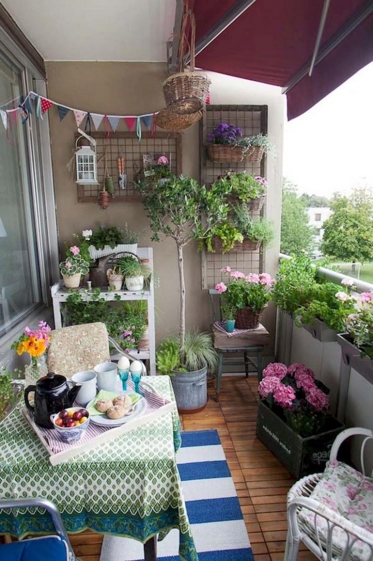 12 Beautiful Apartment Balcony Decorating Ideas on A Budget  - Apartment Balcony Ideas On A Budget