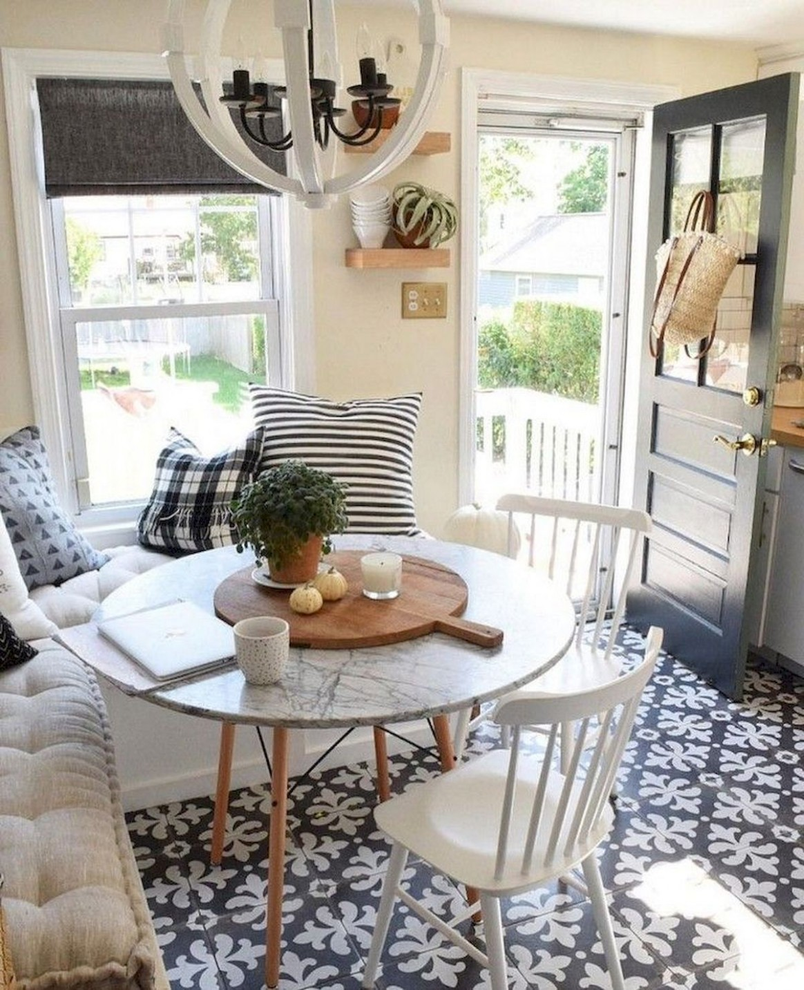 12 Beautiful Small Dining Room Ideas On A Budget  SHAIROOM