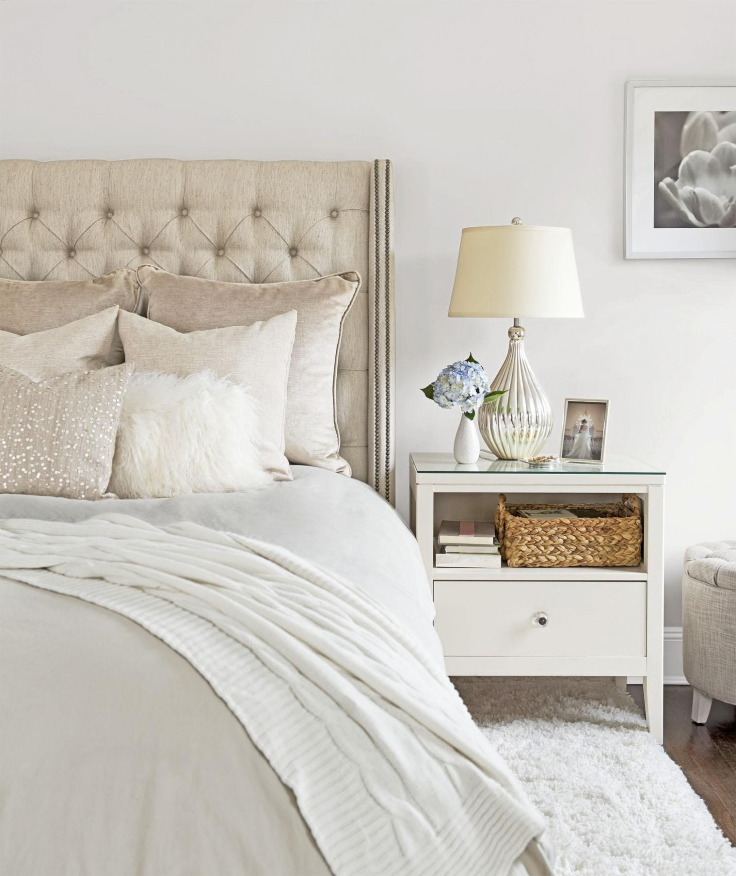 12 Bedroom Decorating Ideas - How to Design a Master Bedroom - Master Bedroom Quilt Ideas