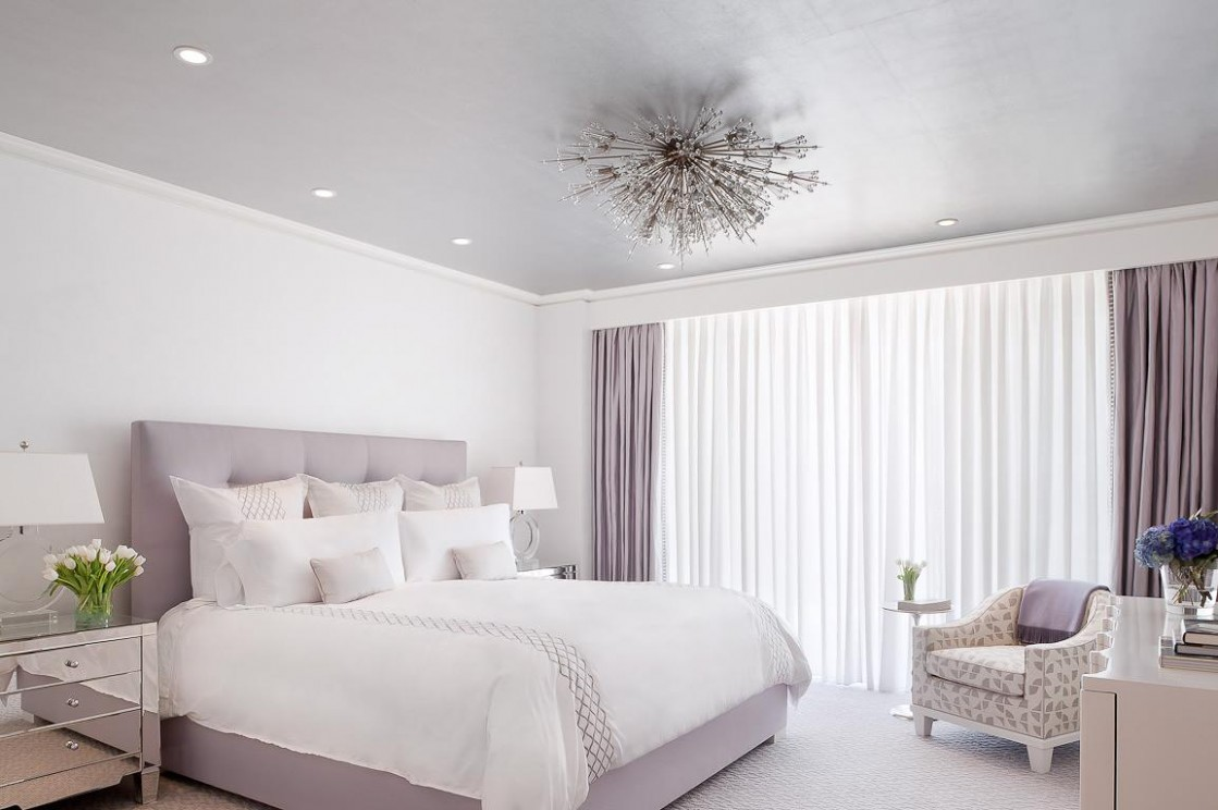 12 Bedrooms to Inspire You to Go Lavender - Bedroom Ideas Lavender