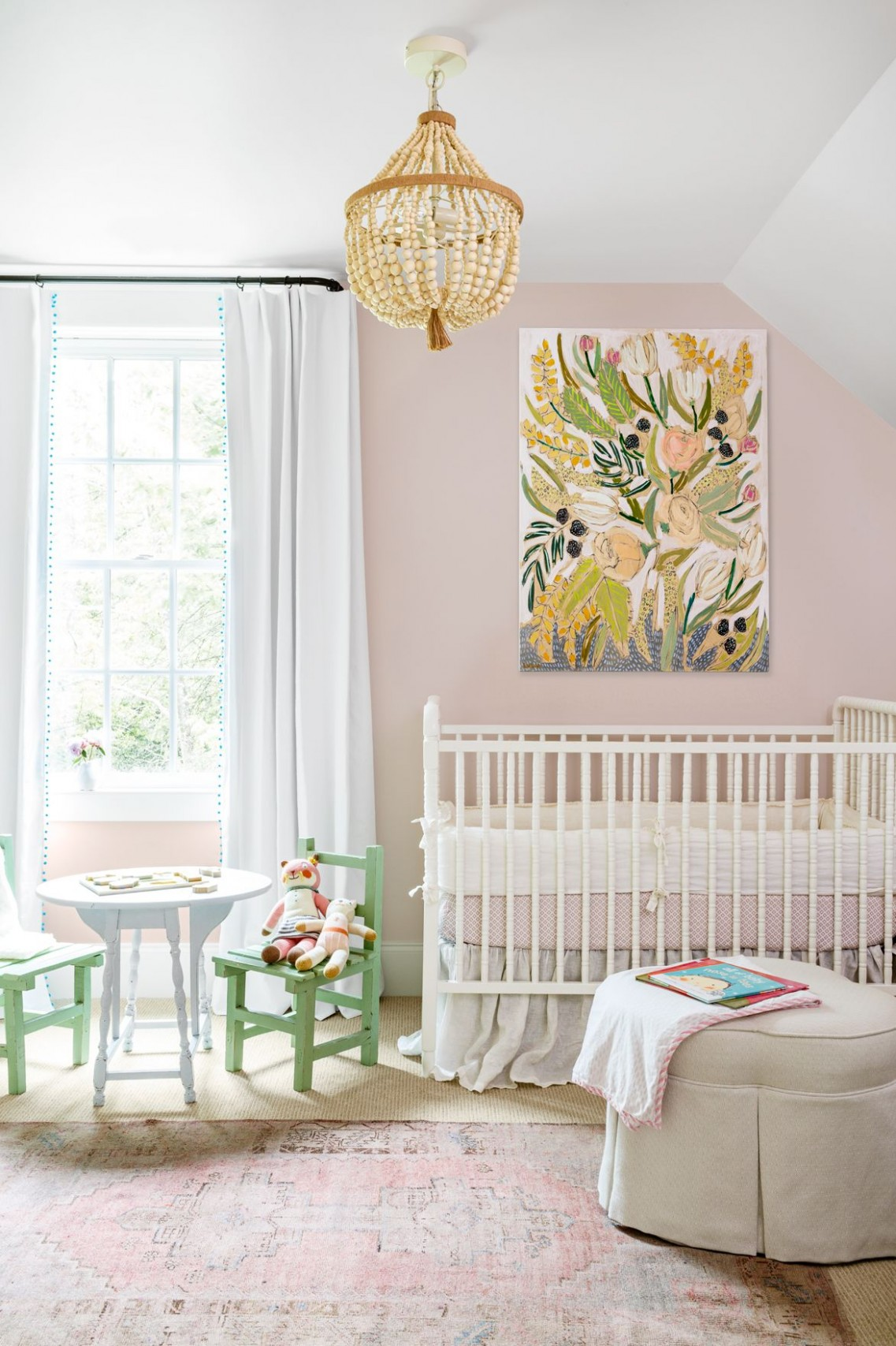 12 Best Baby Room Ideas - Nursery Design, Organization, and  - Baby Room Chandelier