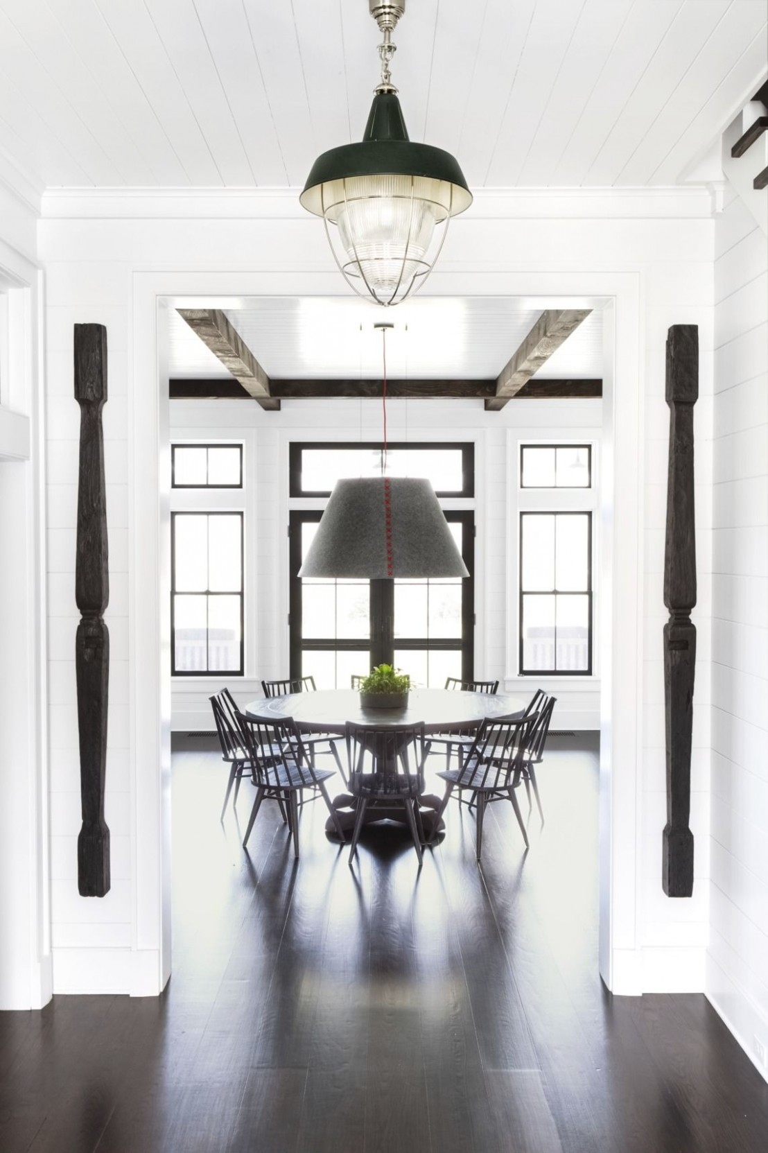 12 Best Dining Room Decorating Ideas - Country Dining Room Decor - Dining Room Decor Ideas Modern