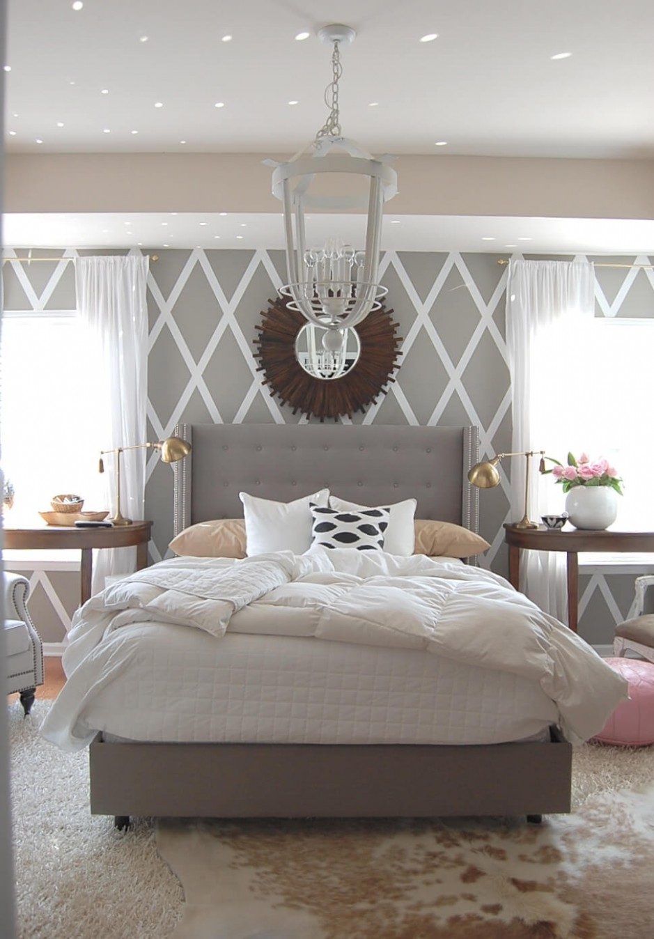 12 Best Grey Bedroom Ideas and Designs for 12 - Bedroom Ideas Grey Bed