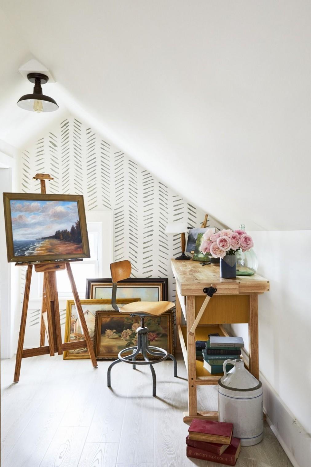 12 Best Home Office Ideas - Home Office Decor Photos - Home Office Ideas Loft