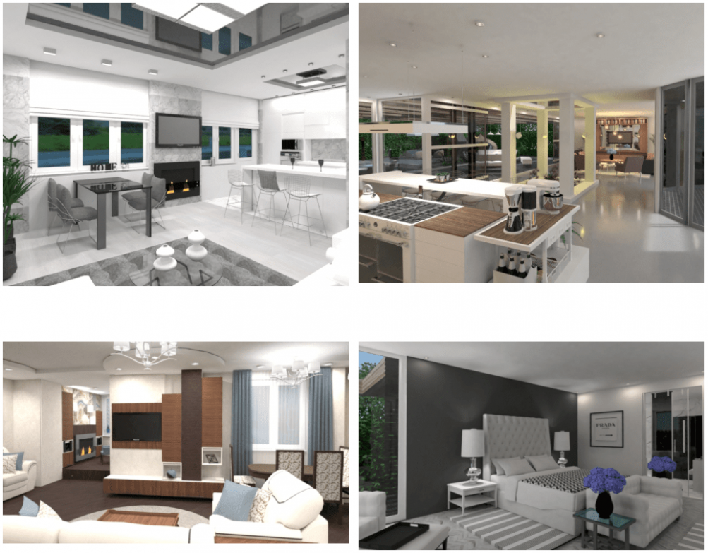 12 Best Online Home Interior Design Software Programs (FREE & PAID  - Apartment Design Tool Online