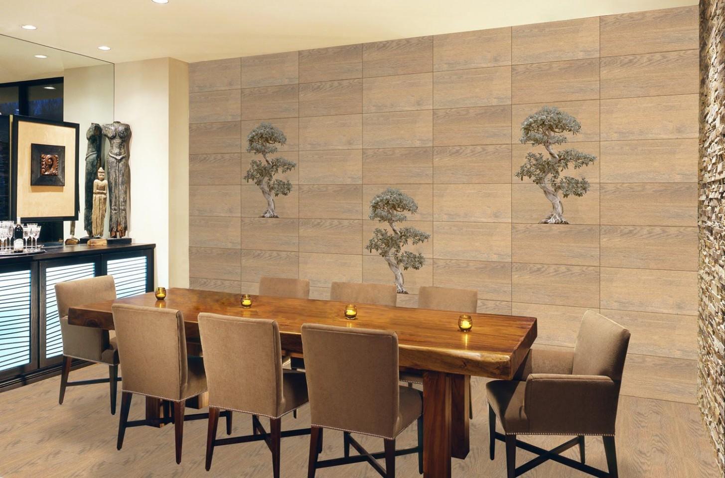 12+ Best Quarry Tiles Ideas - Decortez  Unique dining room  - Dining Room Tile Ideas