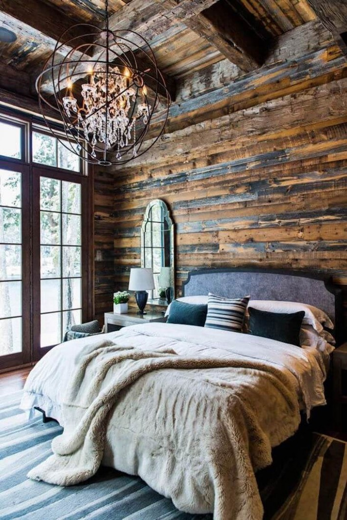 12 Best Rustic Bedroom Decor Ideas and Designs for 12 - Bedroom Ideas Rustic