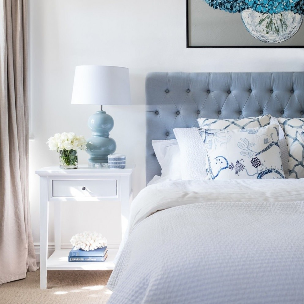 12 Chic Hamptons Style Bedrooms you will love - Bedroom Ideas Hampton Style