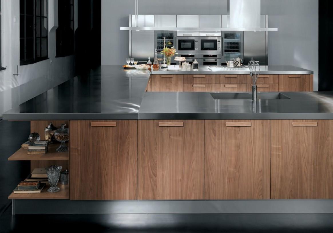 12 Contemporary kitchen ALYSSA by Zecchinon  Archisesto Chicago  - Italian Kitchen Cabinets In Chicago