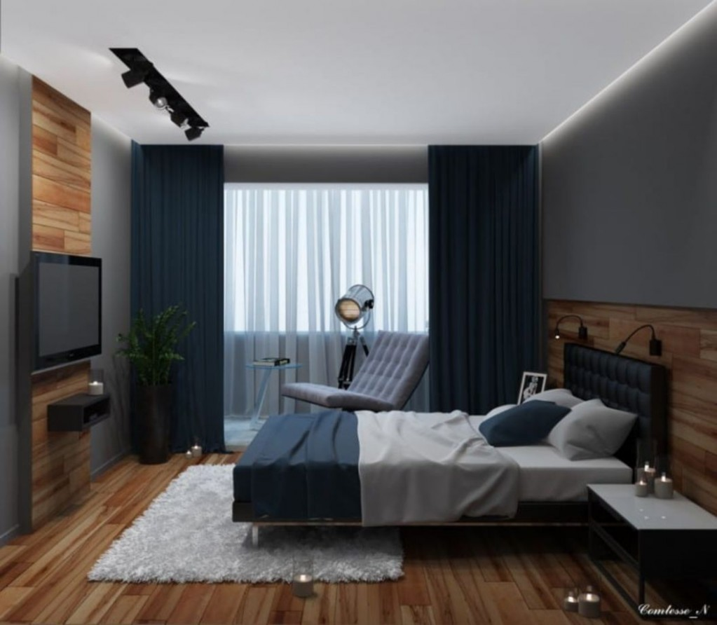 12 Creative Apartment Decorations Ideas for Guys - ROUNDECOR  - Apartment Decor Ideas For Guys