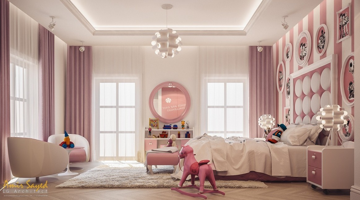 12 Creative Kids Bedrooms With Fun Themes - Bedroom Ideas Themes