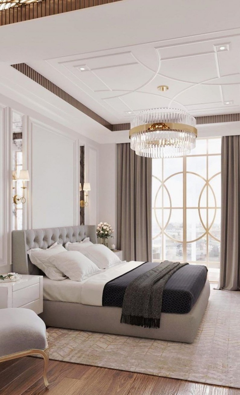 12+ Decorative and Small Bedroom Design Ideas for This Year Part 12  - Bedroom Ideas Luxury
