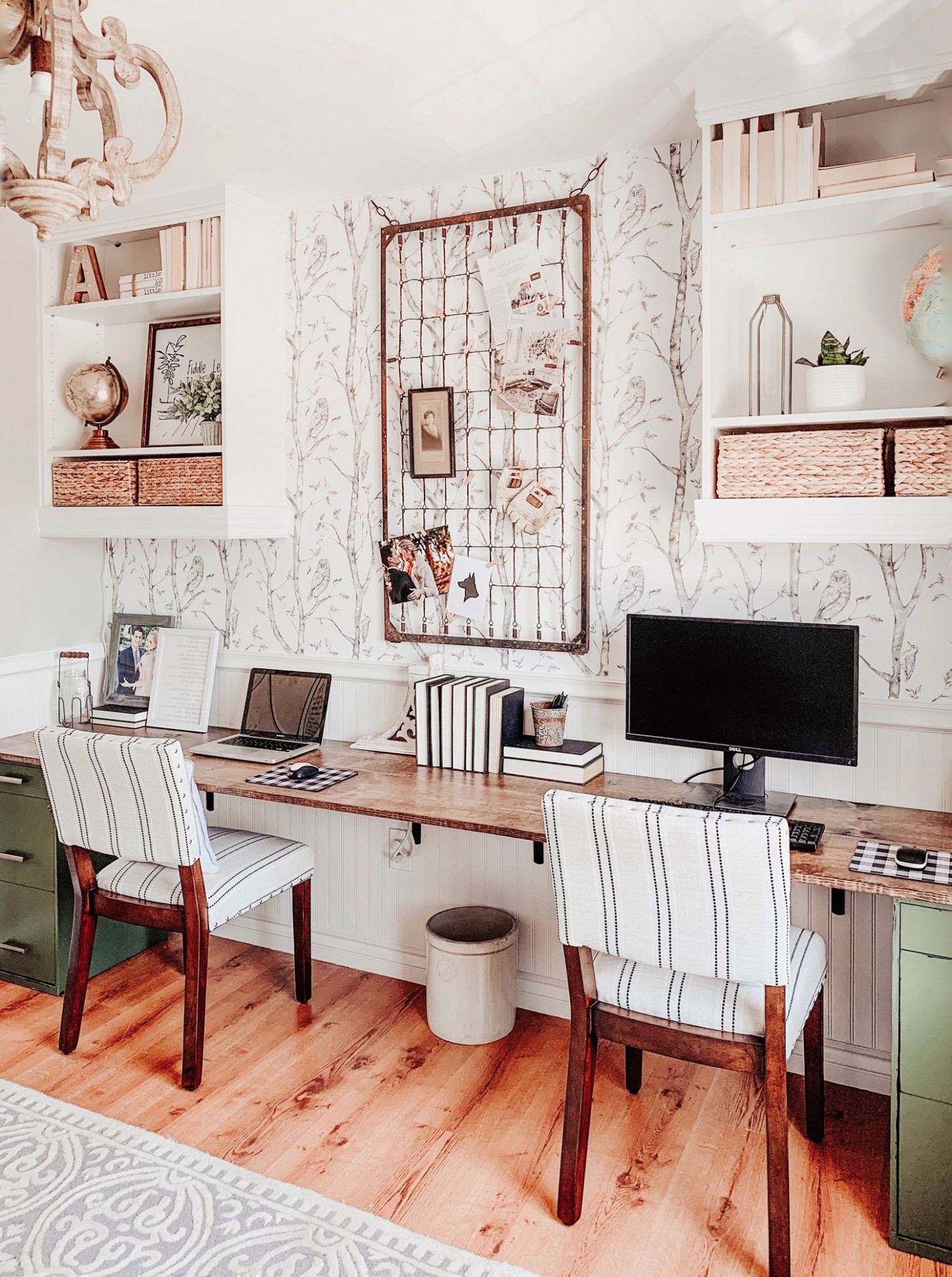 12 DIY Home Office Decor Ideas - Best Home Office Decor Projects - Home Office Accessories Ideas
