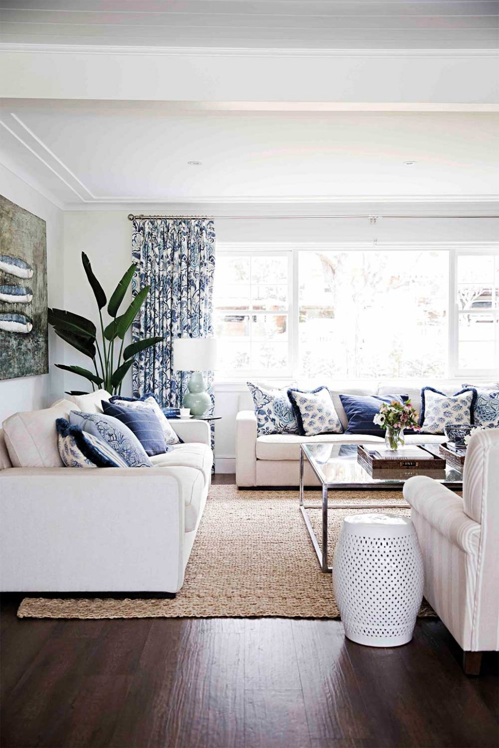 12 easy ways to decorate your home with Hamptons style decor  - Bedroom Ideas Hampton Style
