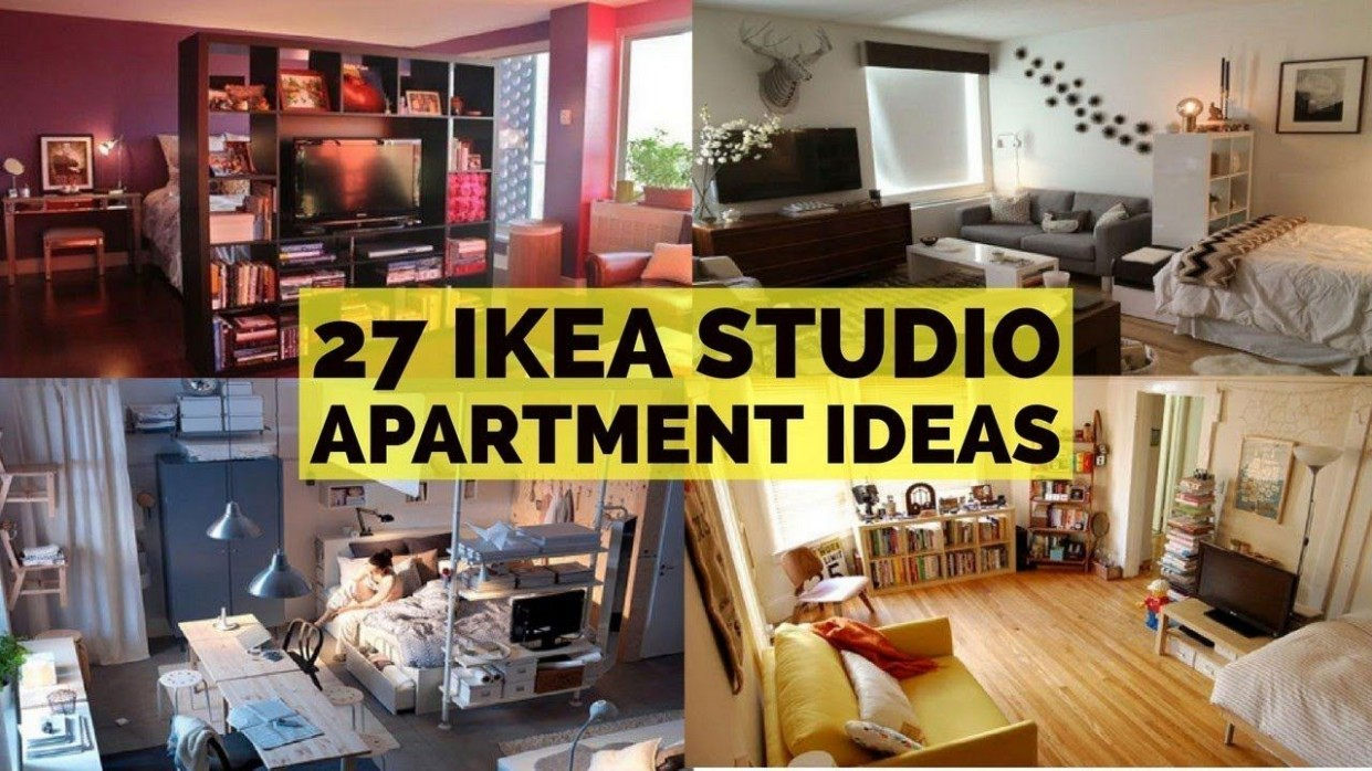 12 IKEA Studio Apartment Ideas. Home Decor Ideas