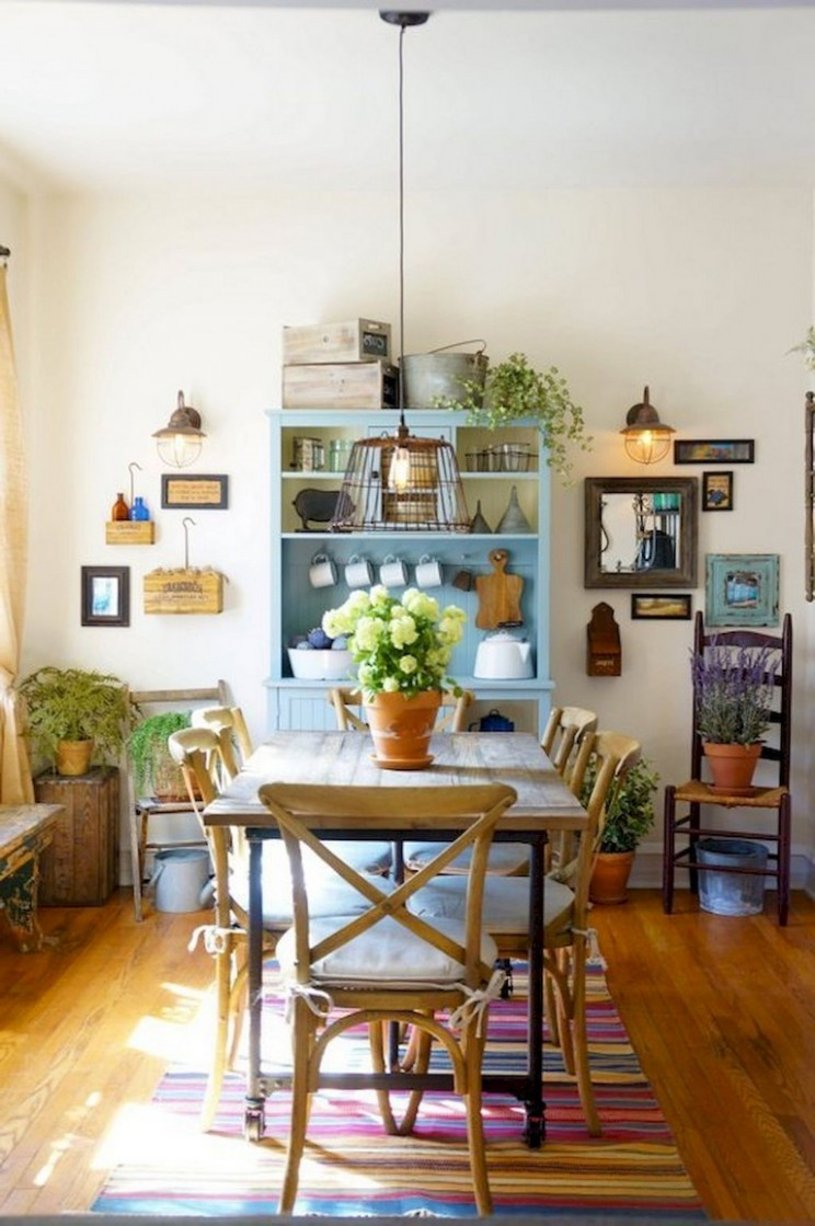 12+ Inspiring Small Clean First Apartment Dining Room Ideas - Dining Room Ideas Apartment