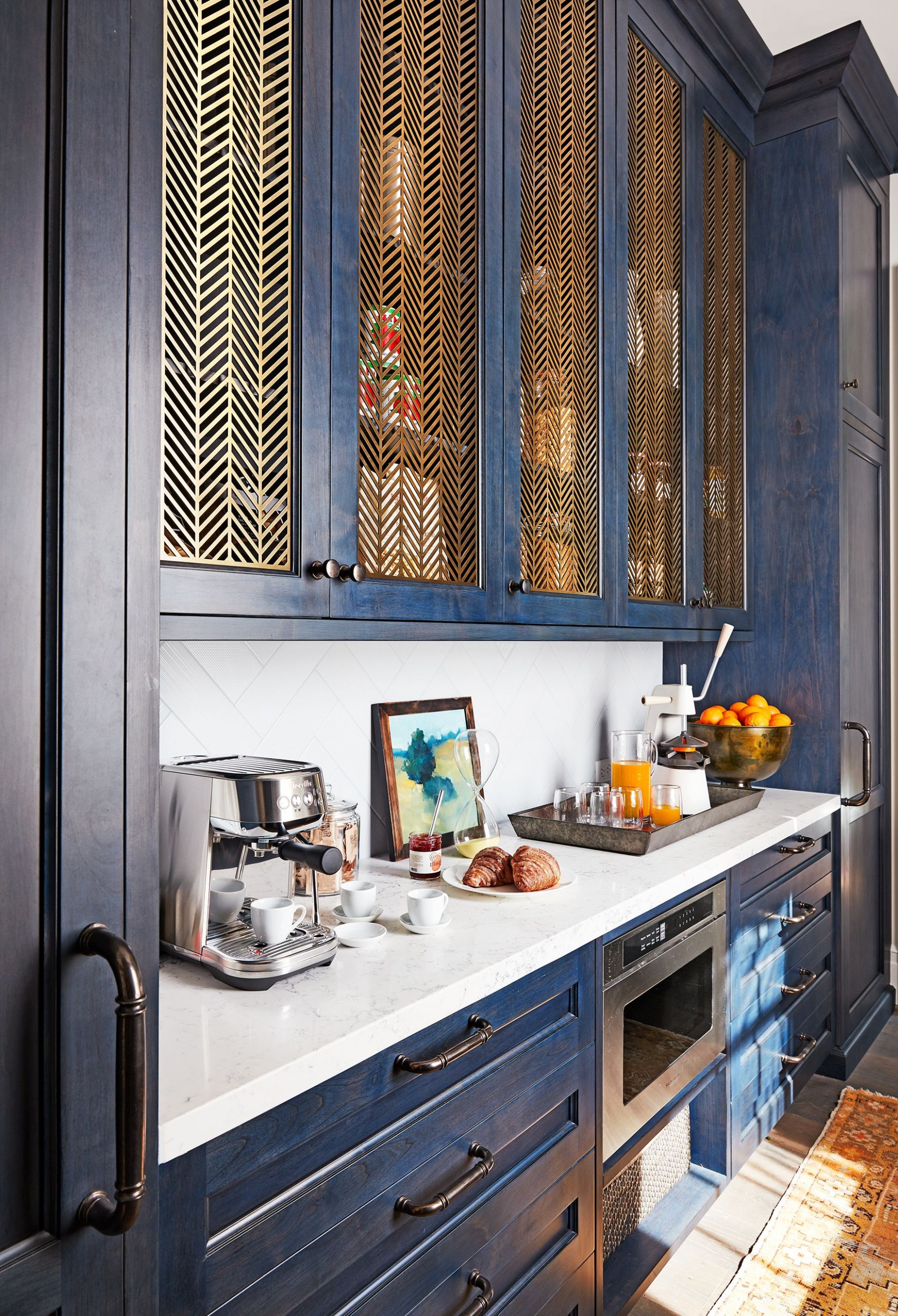 12 Kitchen Cabinet Design Ideas 12 - Unique Kitchen Cabinet Styles - Two Different Style Kitchen Cabinets