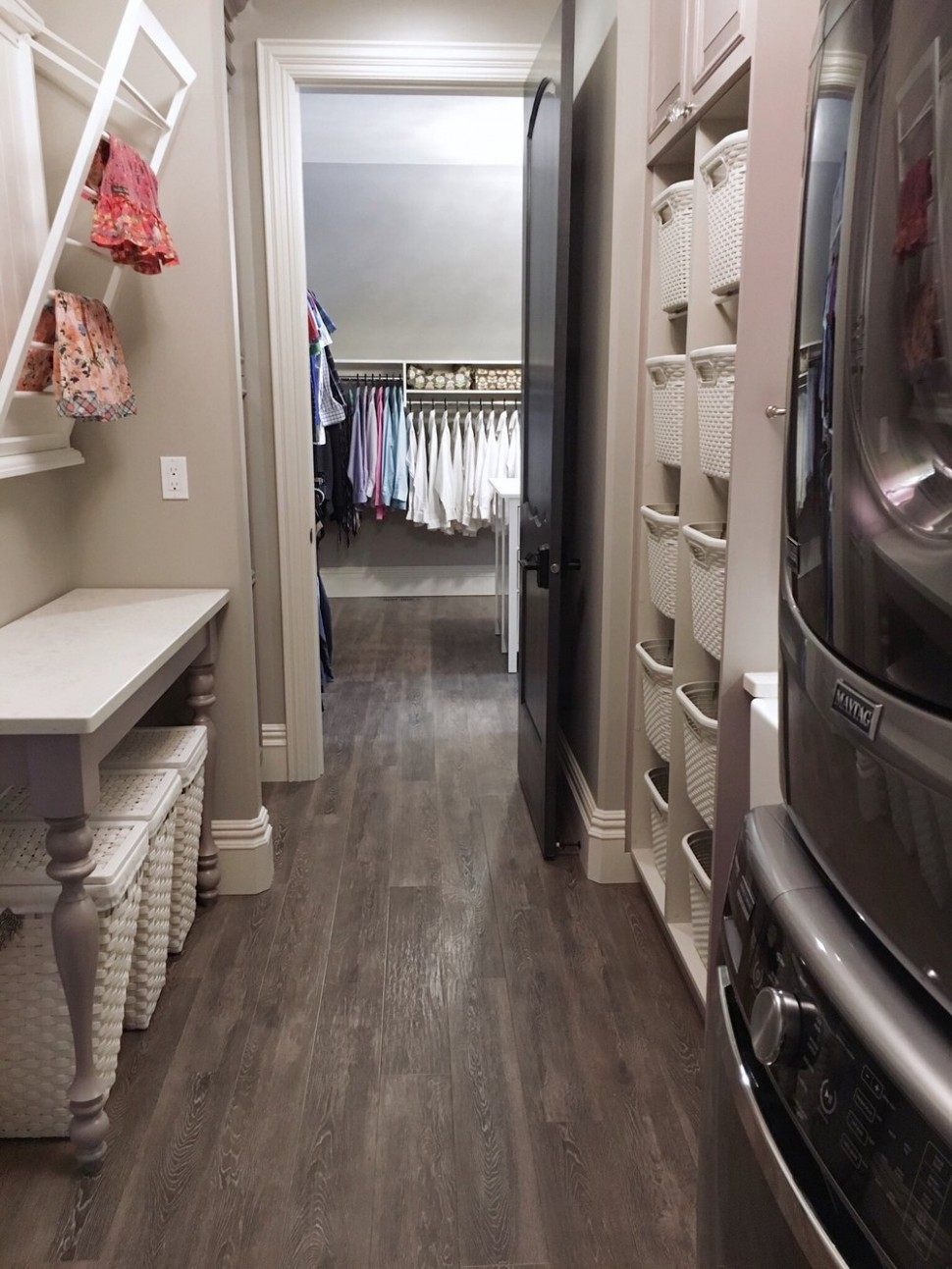 12 Laundry Room Ideas For Big Families (Building or Renovating  - Laundry Room Near Bedrooms