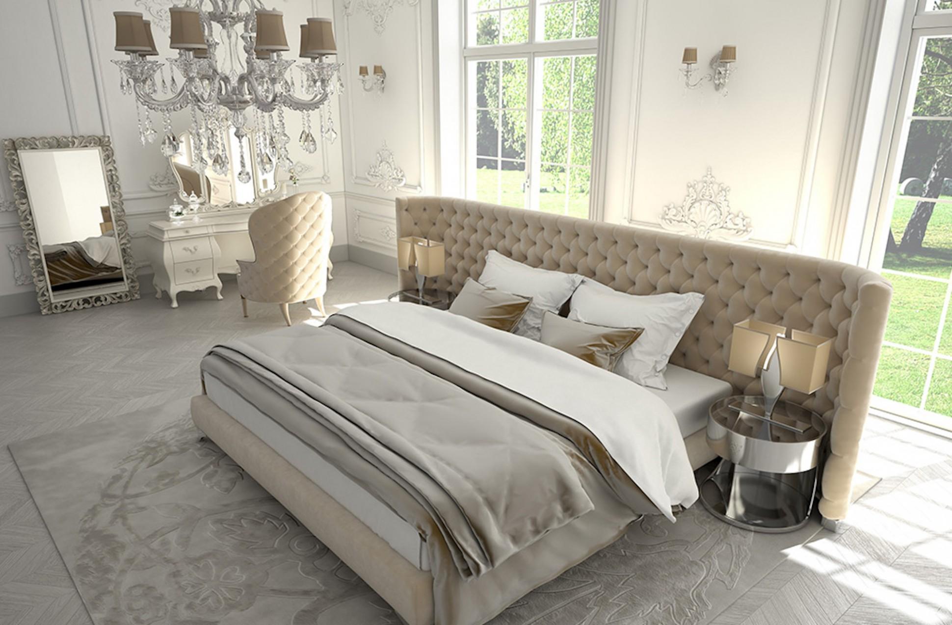 12 Luxurious Bedroom Decor Ideas For Your Home  Interior - Bedroom Ideas Luxury