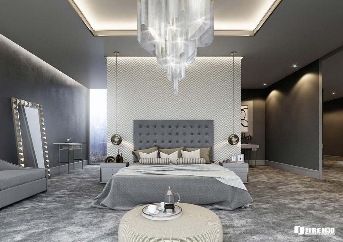 12 Luxury Bedrooms In Detail - Bedroom Ideas Luxury