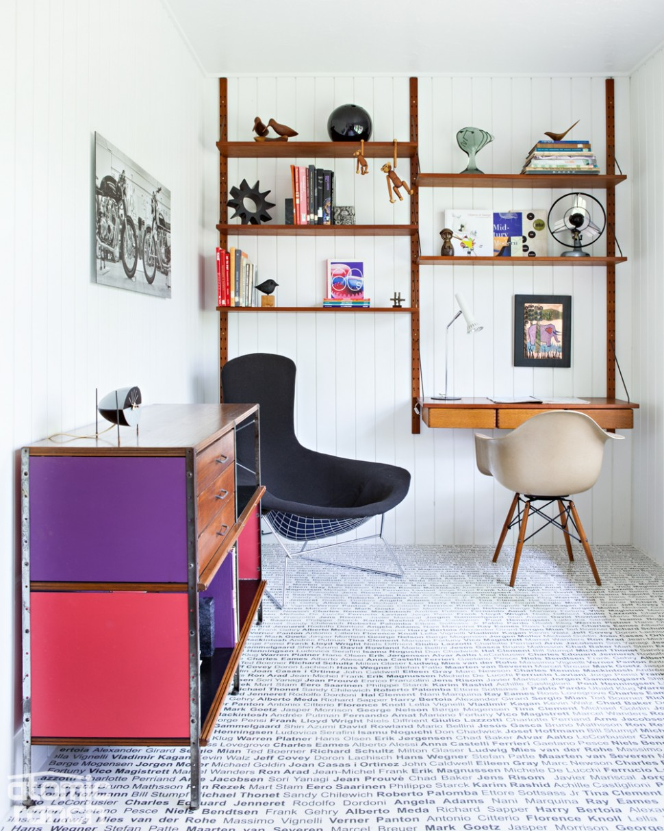 12 Midcentury Home Office Pieces for a Stylish Work Space - Home Office Ideas Mid-Century Modern