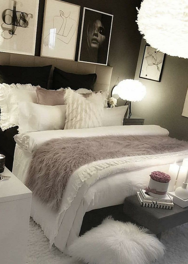 12+ Modern And Stylish Bedroom Design and Decoration Ideas Part 12  - Bedroom Ideas For Women