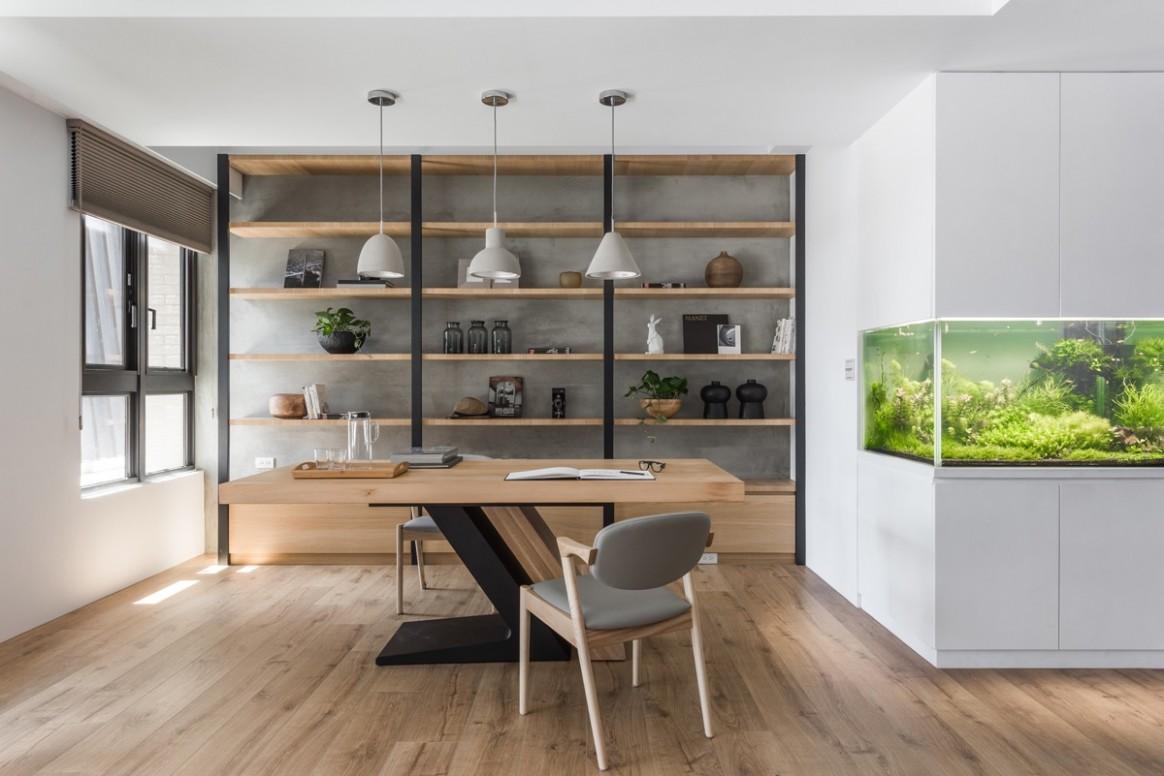 12 Modern Home Office Design Ideas For Inspiration - Home Office Design Ideas 2021