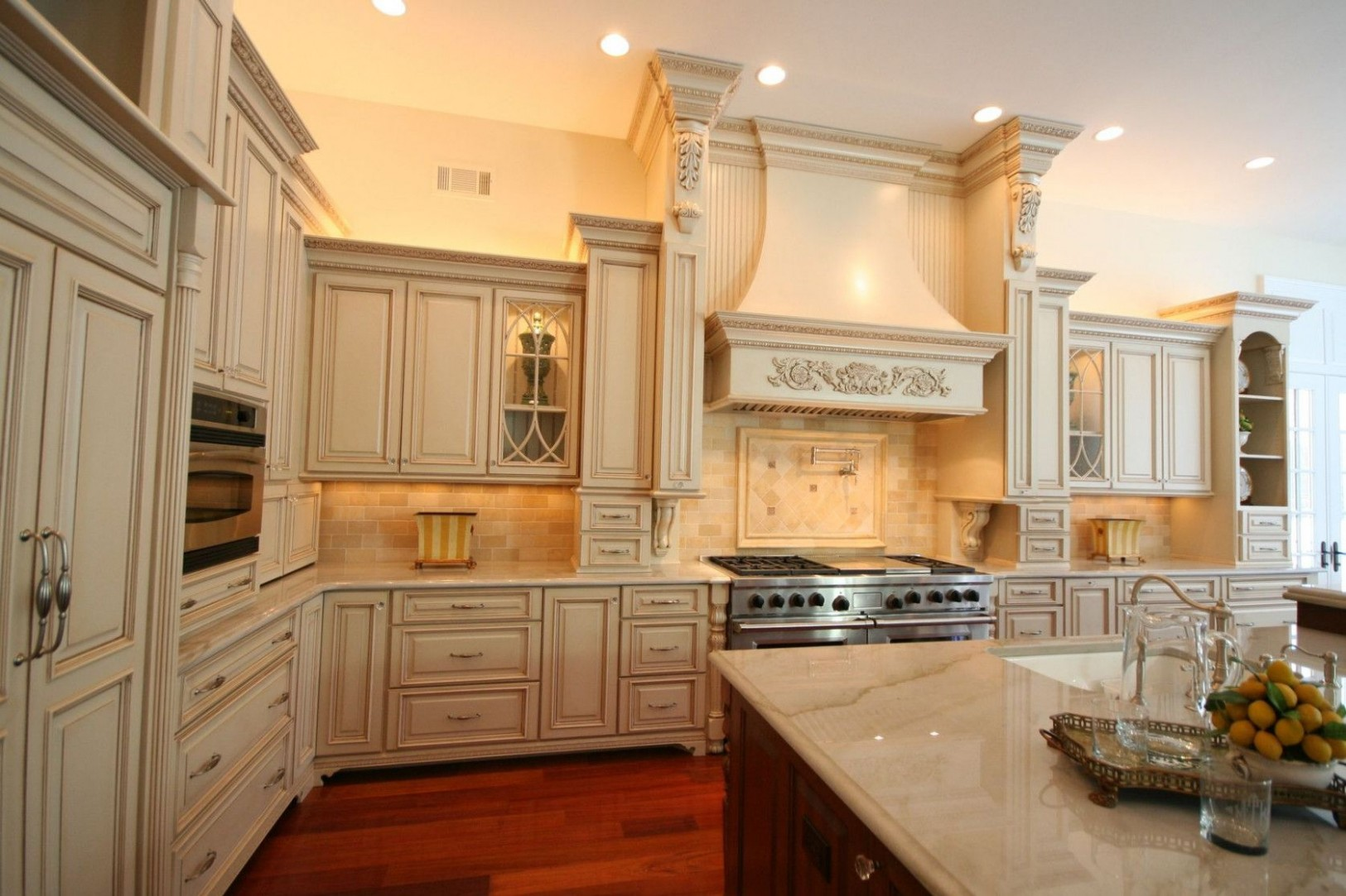 12+ Old World Kitchen Cabinets - Kitchen Counter top Ideas Check  - World Kitchen Cabinets